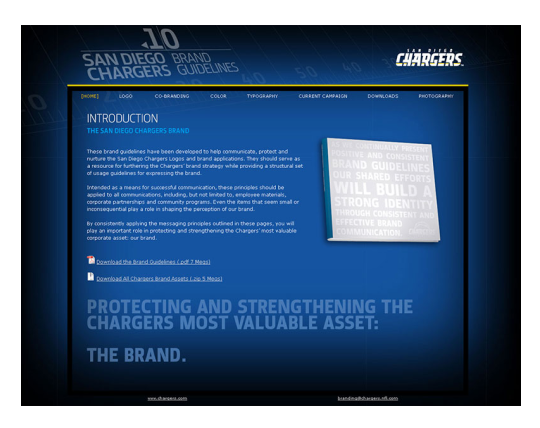 san diego chargers case study